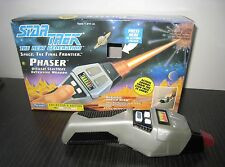 STAR TREK TNG The Next Generation PHASER Defensive Playmates #6151 Collectors Ed