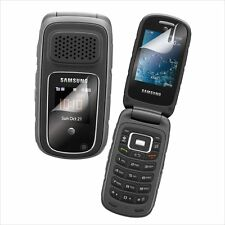 Samsung Rugby 3 III SGH-A997 - Black (Unlocked) Rugged PTT Flip Cell Phone- FRB