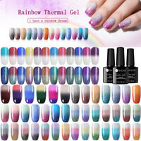 UR SUGAR 7.5ml Thermal UV Gel Nail Soak Off Color Changing Gel Polish