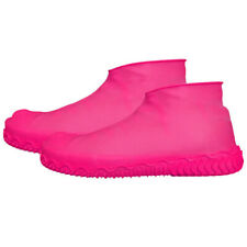 Silicone Overshoes Rain Waterproof Shoe Covers Boot Cover Protector RecyclableC