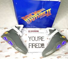 Universal Studios Back To The Future Shoes Officially Licensed Air Mags size 12