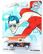 Hot Wheels DC COMICS PLASTIC MAN '56 FLASHSIDER REAL RIDERS