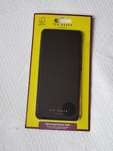 Ted Baker Mirror_Folio Case for Samsung Galaxy S20+. Black.Sealed. Official.