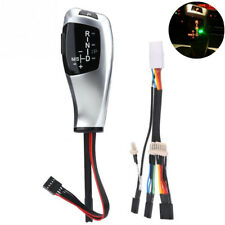 Auto LED Schaltknauf Automatik Schalthebel für BMW E46 E60 E61 Linkslenker LHD