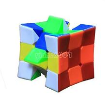 Puzzle 3x3x3 Speed Smooth Magic Cube Twist Rubics Rubiks Rubix toy Game