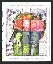 BELGIQUE   BELGIUM 2001  BL 92 **  REIS DOOR DE 20e EEUW  20 x  0.42 EURO  //