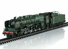 Märklin 39243 SNCF Classe 13 HO Locomotive à Vapeur - Verte