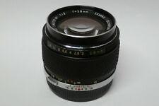 Olympus Zuiko MC Auto-W  2,0 / 28 mm Objektiv für analoge OM Kameras