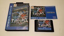 PROBOTECTOR (Sega Mega Drive) versión europea PAL