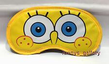 Spongebob Travel Sleep Eye Mask