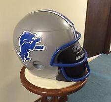 NFL Budweiser Lions Helmet Beer Cooler