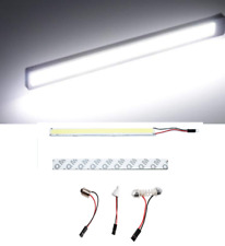 1x 17cm T10 Super White Hid 18 Smd Strip For Car Trunk Cargo Area Led Light Lamp