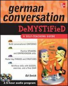 German Conversation Compact Disc Ed Swick