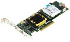 ADAPTEC ASR-5405/256MB SAS SATA RAID PCI-E +BATTERY
