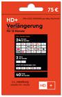 HD+ plus Verlängerung 12 Monate HD PIN Verlängerungscode  * per ebay-Nachricht *