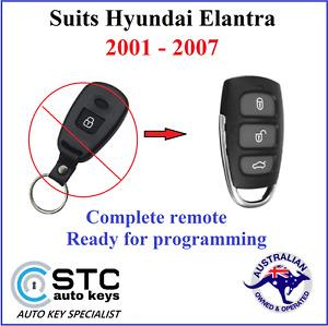 HYUNDAI ELANTRA REMOTE KEY LESS ENTRY  FOB 2001 2002 2003 2004 2005 2006 2007