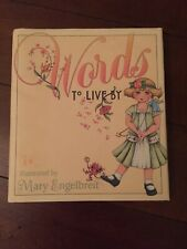 Words to Live - Mary Engelbreit Hardcover