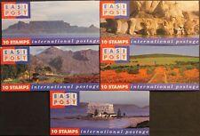 RSA SÜDAFRIKA SOUTH AFRICA 1993 MH 912-16 5x Tourism Tourismus Lion Löwe MNH