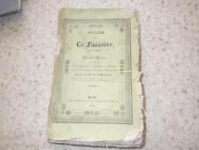 1836.Voyage dans le Finistère.Cambry