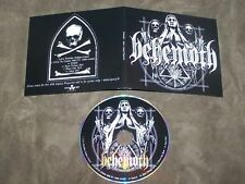 BEHEMOTH PROMO CD