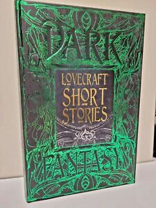 HP LOVECRAFT SHORT STORIES (Dark Fantasy) ~ NEW HARDCOVER ~ FREE SHIPPING ~