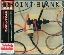POINT BLANK-AMERICAN EXCESS-JAPAN CD Ltd/Ed B63