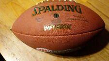 Spalding Infusion Football-Ingersoll-Rand-E xc. Condition-See Description/Pics