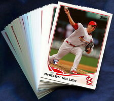 2013 Topps St Louis Cardinals Baseball Card Your Choice - You Pick