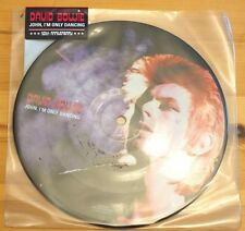 David Bowie John Im only Dancing 7inch 40th Anniv Sealed Item EMI 2012 Mega Rare