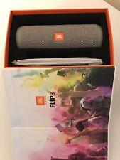 JBL Flip 3 Bluetooth Speaker - Gray