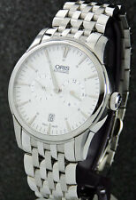 Oris Artelier Regulateur  01 749 7667 4051 07 8 21 77  *unworn/ungetragen*