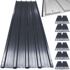 H0 1:87 Lastra tetto a trama fibra di cemento scuro 200 x 100 AUHAGEN 52414