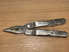 Leatherman Super Tool 200 Multi-tool Discontinued 0605 Excellent