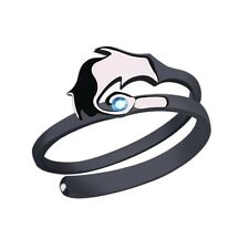 Ao no Exorcist Cosplay Blue Exorcist okumura rin 925 Silver Sterling Ring Anime