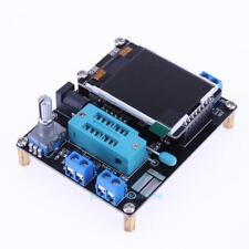 GM328A LCD Transistor Tester Voltage Diode Kapazität LCR Meter NPN/PNP/SCR/FET