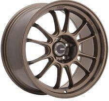 Konig Hypergram 17X8 RIM 5X100mm +40 Bronze Wheels Fits Corolla Neon Tc