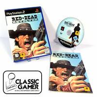 Red Dead Revolver (PS2) *Near Mint*