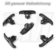 10x Motorhaube Befestigung Clips für Audi VW Skoda Seat | 1H0823717