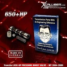 TRANSGO ALLISON 1000 LOCK-UP PRESSURE BOOST VALVE (04-2010) (A1-LU-BST-04)650+HP
