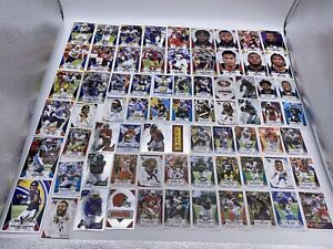 2020 Panini NFL Football Sticker/Card Single; Pick What You Want or Create A Lot