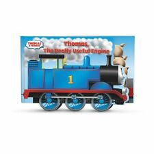 THOMAS THE REALLY USEFUL ENGINE BOOK Tank Friends WOODEN RAILWAY Train NEW