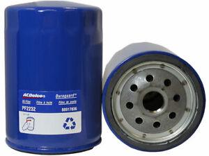 For 2001-2019 Chevrolet Silverado 2500 HD Oil Filter AC Delco 76363QW 2005 2006