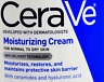 100g cerave moisturizing cream for normal to dry skin and to eczema +more gifts