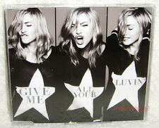 Madonna Give Me All Your Luvin' NO RAP Ver.Taiwan Promo 1-trk CD (MDNA)