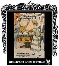 1915 Dennison's Bogie Book (Dennisons Halloween)