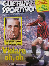 Guerin Sportivo 49 1985 [gs.28] Finale Intercontinentale Juventus Argentinos JRS