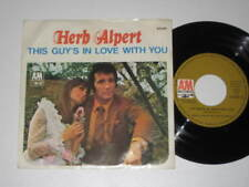 "7"" Single/HERB ALPERT/THIS GUY`S IN LOVE WITH YOU/A&M"