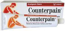 counterpain hot analgesic balm balm warm heat cream muscular aches 120g