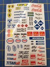 ATTAN UNI1 Universal Sticker Sheet #1 from Mid America Naperville