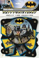 Batman Happy Birthday Jointed Letter Banner Children's Party Decorations